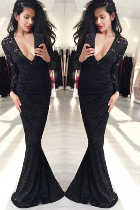 Prom Dresses Party Dresses Sexy Prom Dresses Floor-length Prom Dress/Evening Dress #MK0572